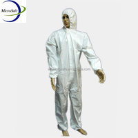Protective Clothing Disposable Dustproof Coverall