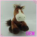 Caballos en la alta calidad de Pony juguetes de peluche