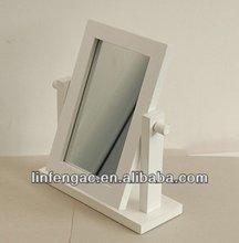 diseño de moda soporte de escritorio espejo