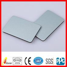 Industrial 0.2 0.3mm 6061 6063 6066 cold rolling punching acp/acm with pvdf/pe