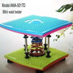 Portable Waist twister machine aerobic fitness Body shaper exercise equipment AMA-5017D