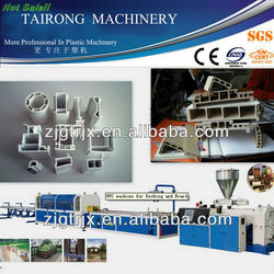 WPC machine for Decking and Board