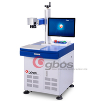 Mobile phone,Tablet,PC,Smart watch laser marking/ fiber laser marking machine 20W