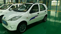 4 seats electric car can pass DOT EEC