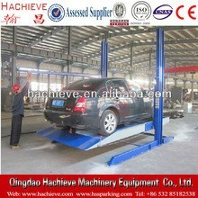 Two post car parking platform /garage parking lifts /auto parking lifter