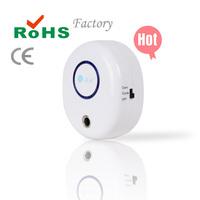 Plug-in Bathroom Ozone Air purifier mini air cleaner