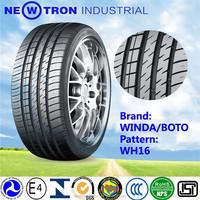 215/55R17 winda boto pcr manufacturer cheap price UHP car tyre