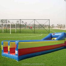 inflatable double basketball shoot game