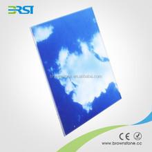 BRST innovative frameless square recessed led sky smd led ceiling lighting panel
