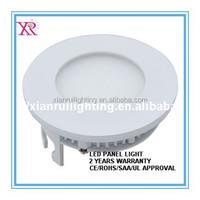 zhong shan led light factory price for round led light panel