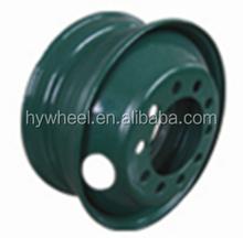 truck demountable rims industrial wheel