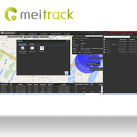 Meitrack golf cart gps tracking with Accout Control Management