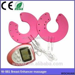 Personal Massager Sexy Women Chest Care Massager for Breast Firmer and Regrowth