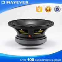 W12K501 power 500w high performance dual subwoofer 12 inch line array speaker