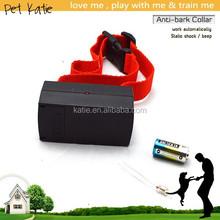 Effective Pet Dog Training Electronic Shock Bark Terminator E Collar for Sale