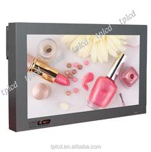 Professional outdoor kiosk lcd advertising monitor 12v