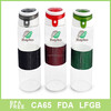 promotional glass water bottle manufacture and wholesale