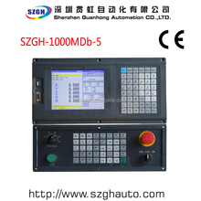 Multifunctional 5 Axis Milling CNC Machine Controller