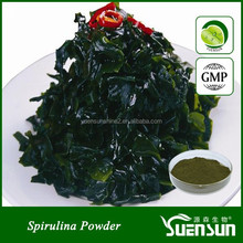 100% pure spirulina extract organic spirulina powder
