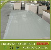 6mm fireproof Plywood HPL and okoume faced poplar core E1 glue plywood Commercial plywood