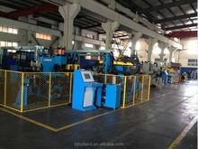 Wheel rims production line
