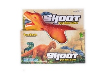 quality hot sell promotion animal ABS dinosaur toy guns with EN71