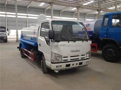 4x2 water tank vehicle watering tank truck/vehicle