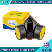 Reliable Industrial Chemical Gas Dust Paint Spray Filter Respirator Mask New