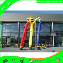 2015 Most popular scary inflatable air dancer for advertising