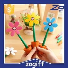 ZOGIFT bonsai shape pen for promotion flower cartoon pen