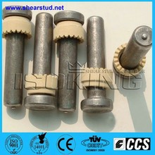 Stud Welding Production, Nelson Shear Connector, Factory Price Welding Stud Connector