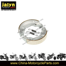 130X28mm motorcycle brake shoes fits for YBR125