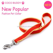 2015 Hot new Eco-friendly bamboo fiber dog leash dog lead collar set CE & ROHS Passed