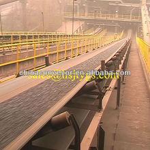 Raw material carbon steel belt conveyor (reversible)