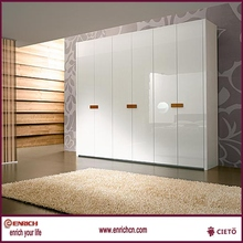 Australia top quality solid wood wardrobe cabinets