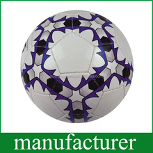 China Manufacturer Sewing Machine Football Size 5 Outdoor PVC Soccer Ball