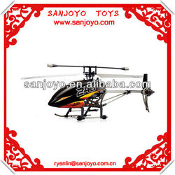 Z102 alloy 2.4G single blade 4 channel helicopter rc