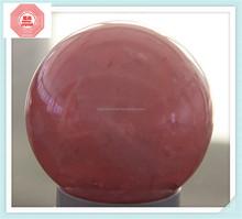 large Asian Quartz Clear /rose Magic Crystal Healing Ball Sphere