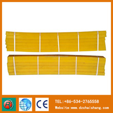 Customized colored polyurethane board in china