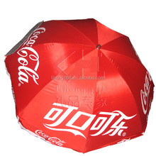BeU-102 high quality steel frame nylon easy practical economic outdoor beach umbrella