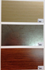 Used for wall panel and frame hot stamping foils soft pvc film