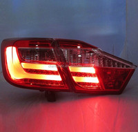 DLAND 2012 CAMRY LED VEHICLE TAIL LAMP/REAR LIGHT, TYPE B.M.W, WITH TWO BARS,FOR TOYOTA