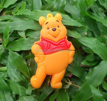 cute winnie The Pooh Drive Cartoon Usb Stick 4gb 8gb 16gb 32gb U Disk Usb2.0 Flash Memory Stick Usb Pen