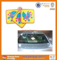 Car stickers Baby in car car windshield sticker design
