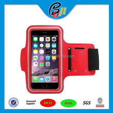 factory price neoprene sports armband case fit for Iphone 6