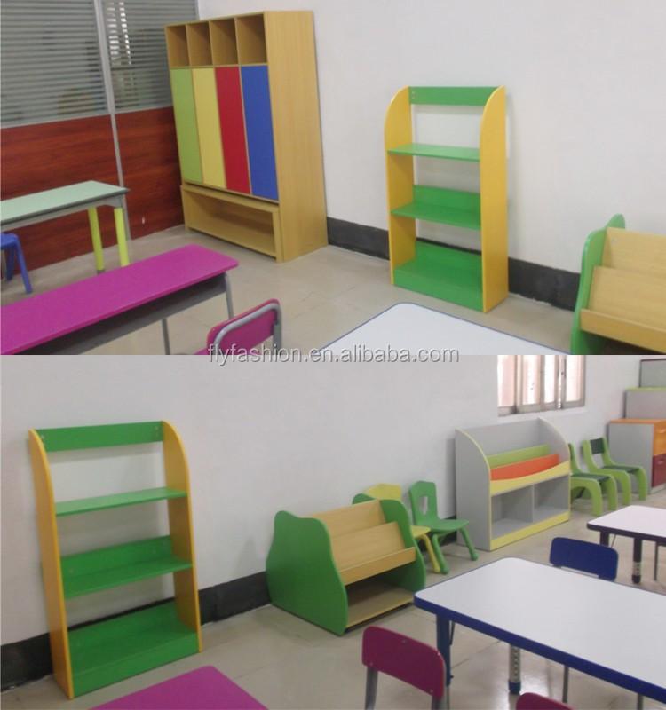 Escuela infantil bookself vivero muebles estanteria de ...