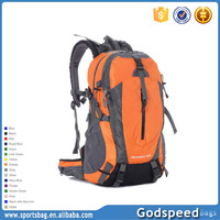 Waterproof nylon high quality outdoor sports backpack bags