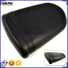 BJ-SC02-K3/03 For Suzuki GSXR 1000 K3 Black Leather Motorcycle Passenger Cushion
