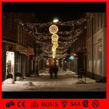 OB-SL feather pads led christmas star string lights
