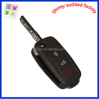 Wholesale silicone car key protective cover, car key cover
